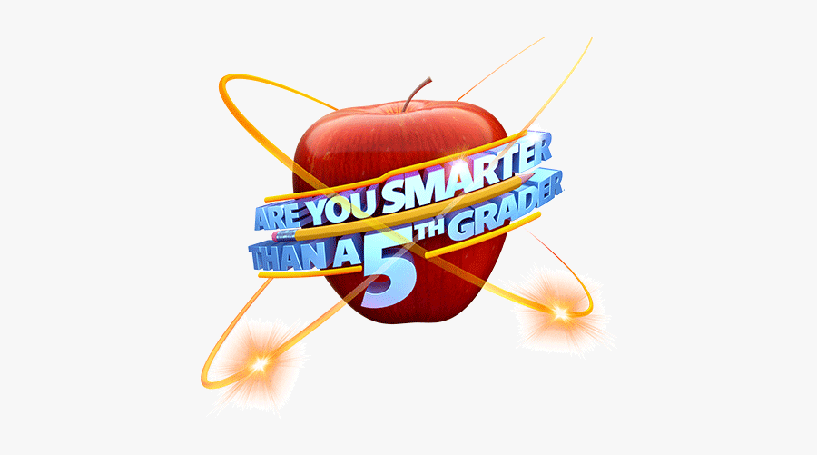 You Smarter Than A Fifth Grader Logo Png , Free Transparent.