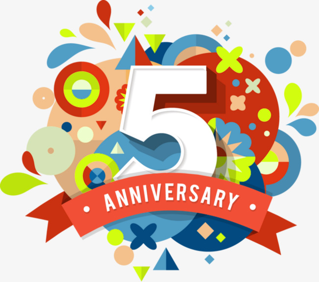 5th anniversary books clipart clipart images gallery for.