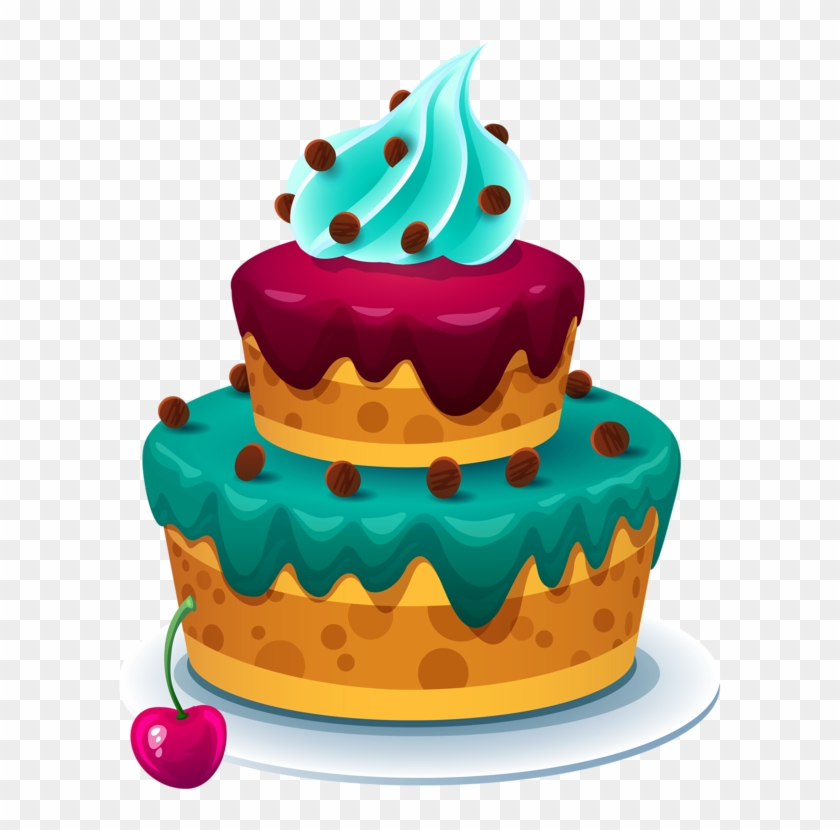 Cake Vector, Cake Clipart, Bithday Cake, Food Clips,.