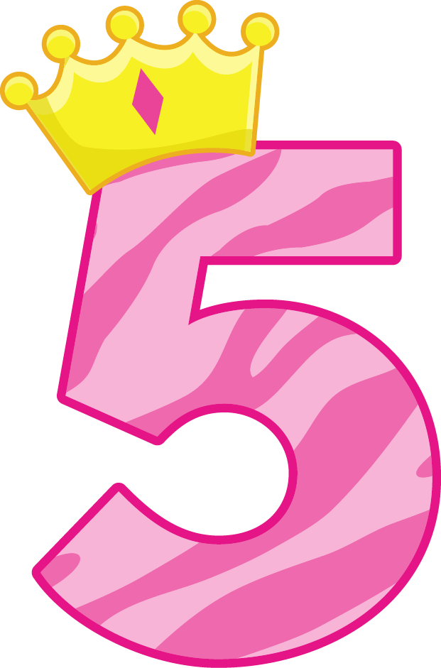 5th birthday clipart 1 » Clipart Station.