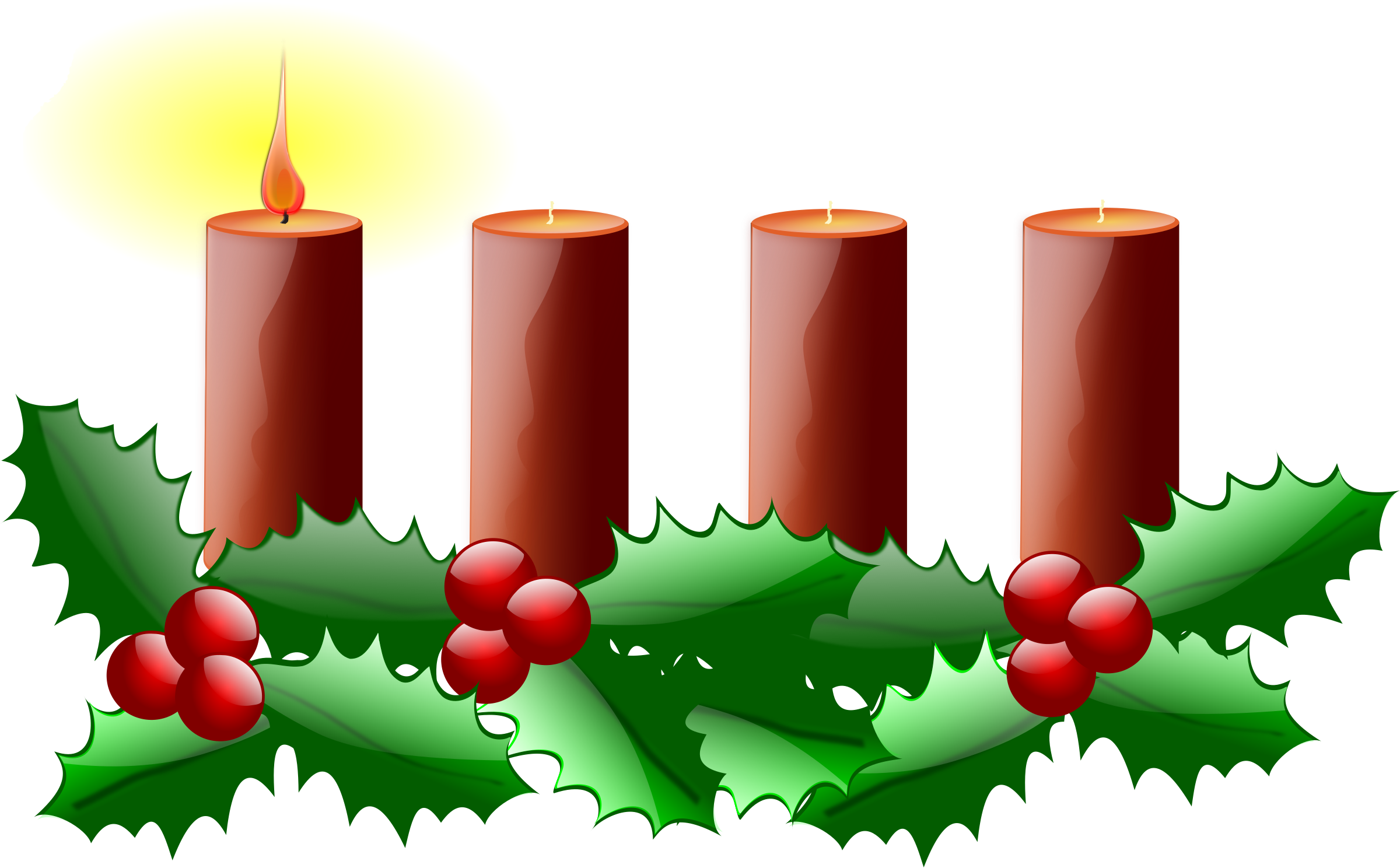 First Sunday Of Advent Clipart.