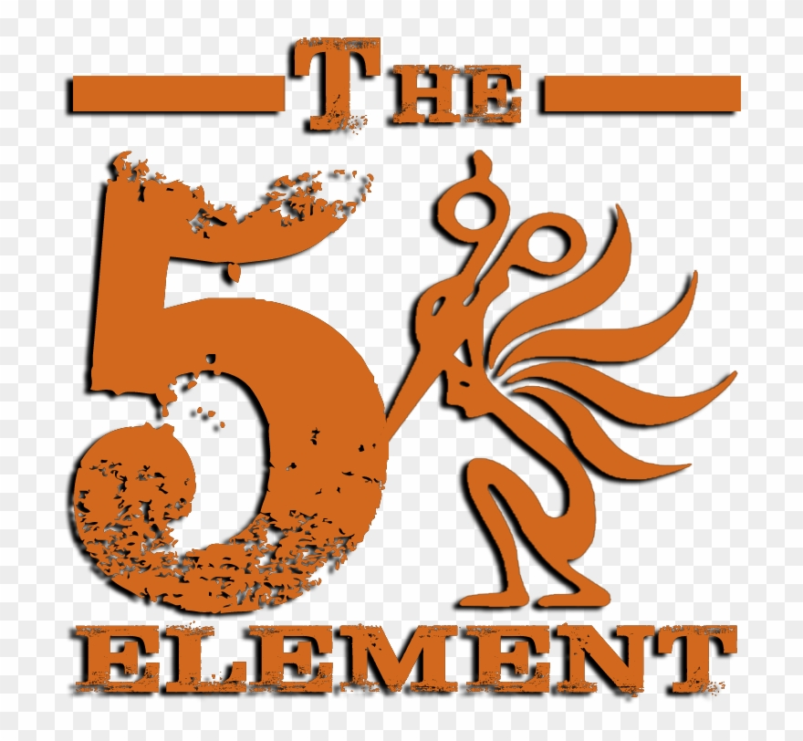 5th Element Logo Clipart (#1067187).