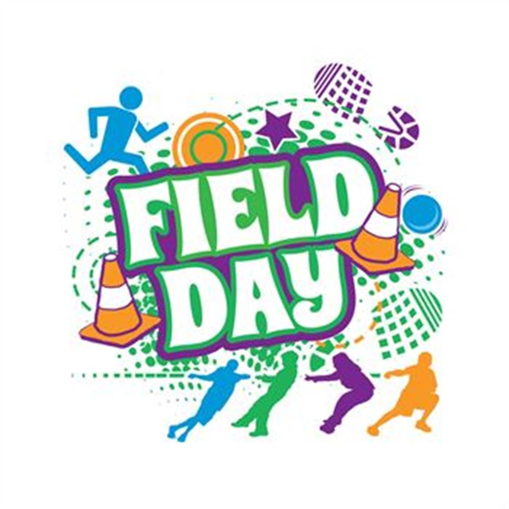 Field Day/Health and Wellness Day.