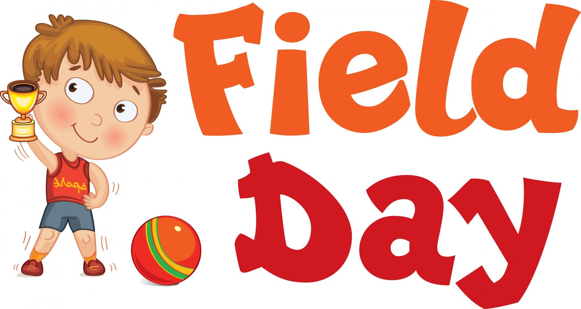 Field Day Clip Art.