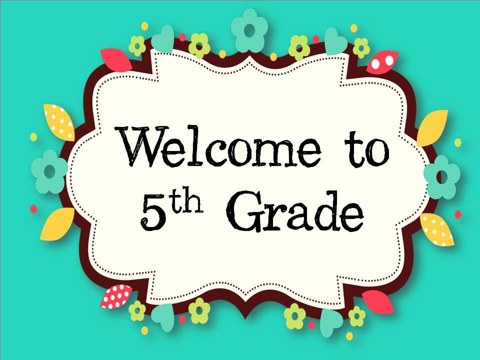 5th Grade.