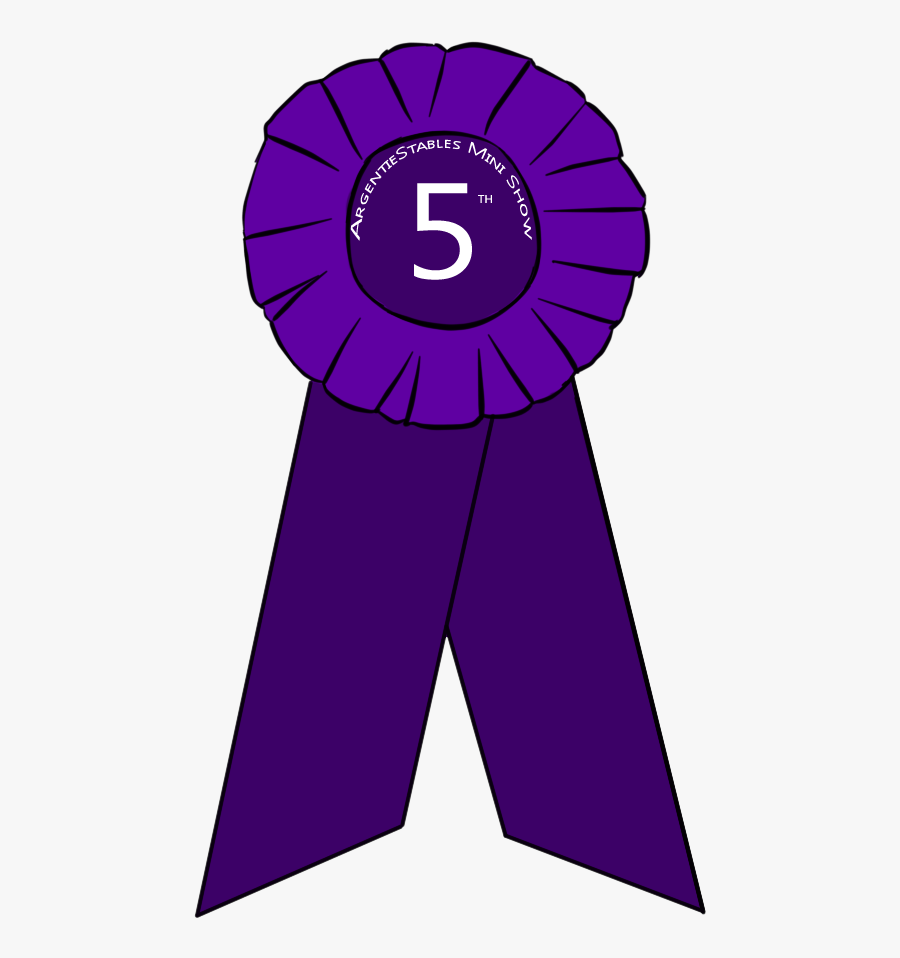 5th Place Clipart.
