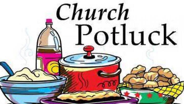 The 5th Sunday Fellowship & Potluck.