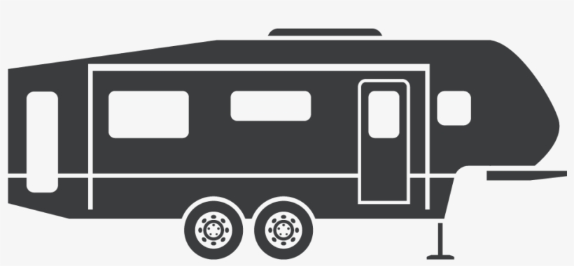 Rv Clipart Fifth Wheel Svg Royalty Free Download.