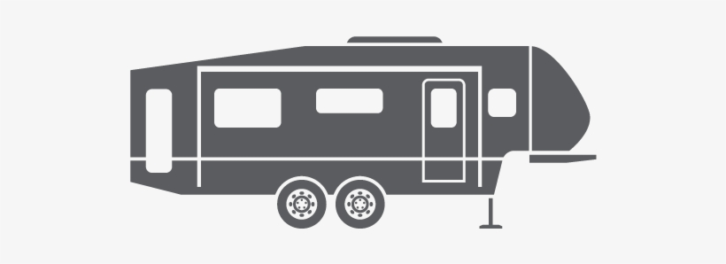 Jpg Black And White Library Camper Clipart.