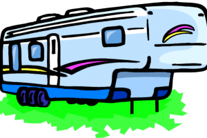 5th wheel camper clipart 3 » Clipart Station.