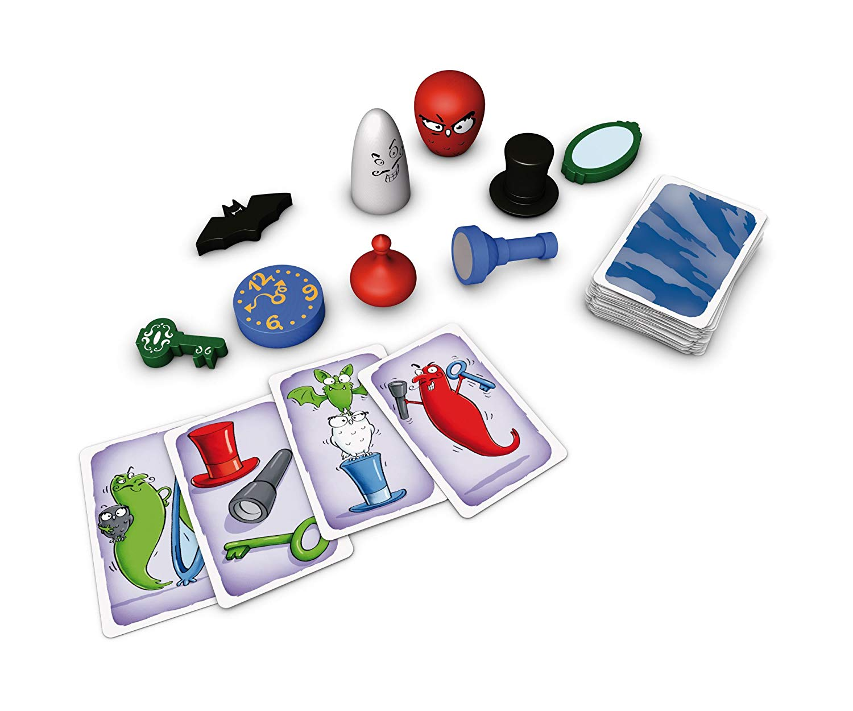 Amazon.com: Zoch Verlag GmbH Geistesblitz 5 VOR 12 Board Game: Toys.