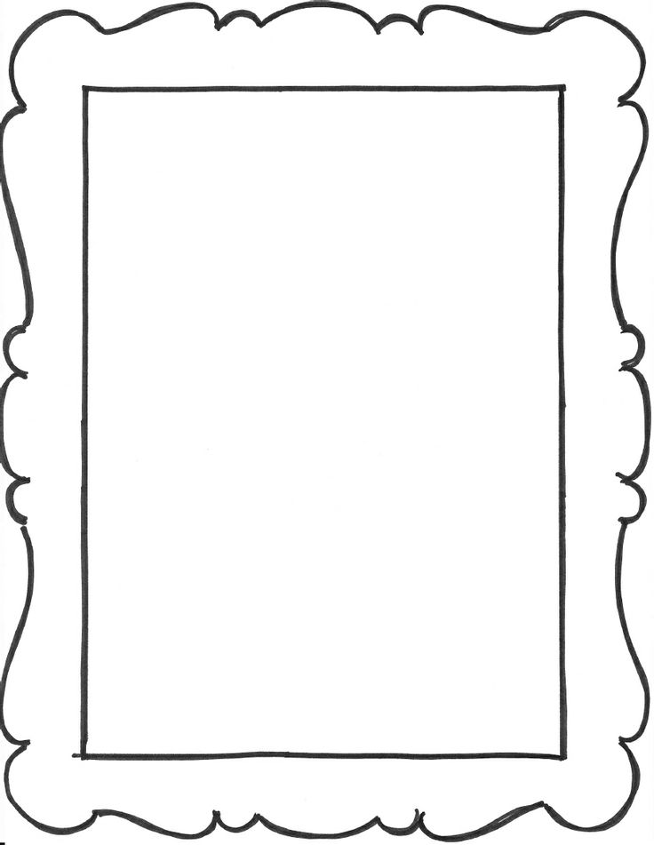 My Sister\'s Suitcase Frame Templates.