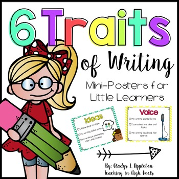 6 Traits of Writing.