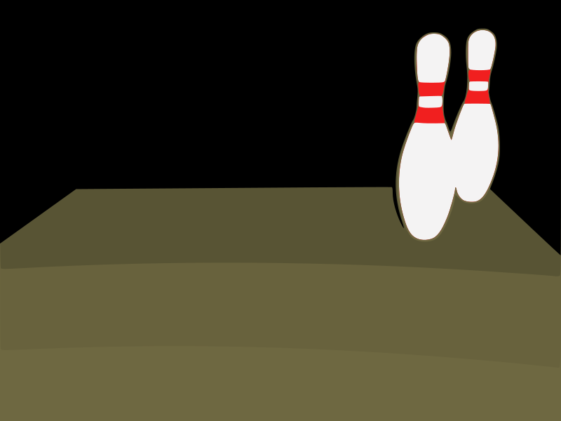 Free Clipart: Bowling 6.