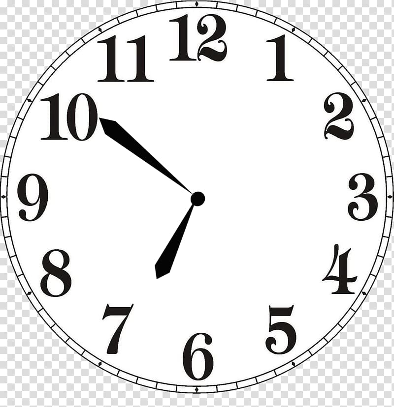 Clock face Roman numerals Time, hour transparent background.