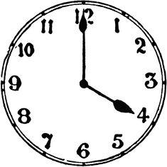 23 Best silhouettes clock vectors images.