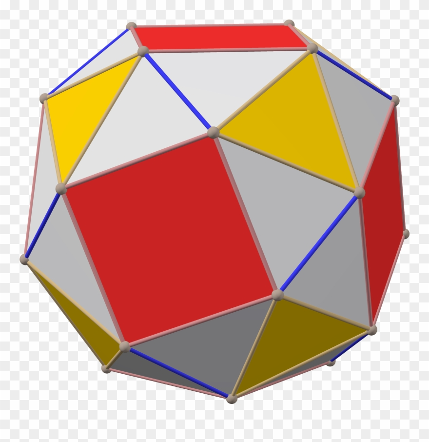 Polyhedron Great Rhombi 6.