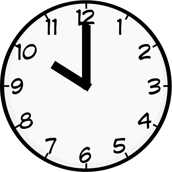 Clocks clipart 6 am, Clocks 6 am Transparent FREE for.