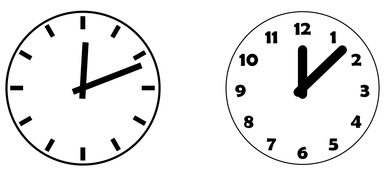 Clipart clock 6 am, Clipart clock 6 am Transparent FREE for.