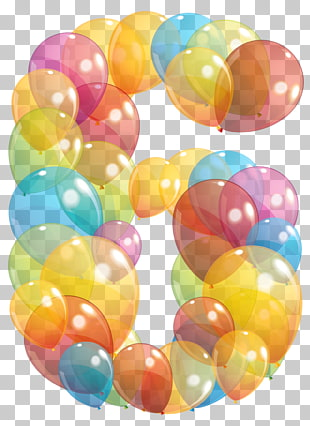84 6 Balloons PNG cliparts for free download.