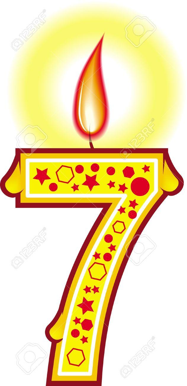 Number 6 clipart seven, Number 6 seven Transparent FREE for.