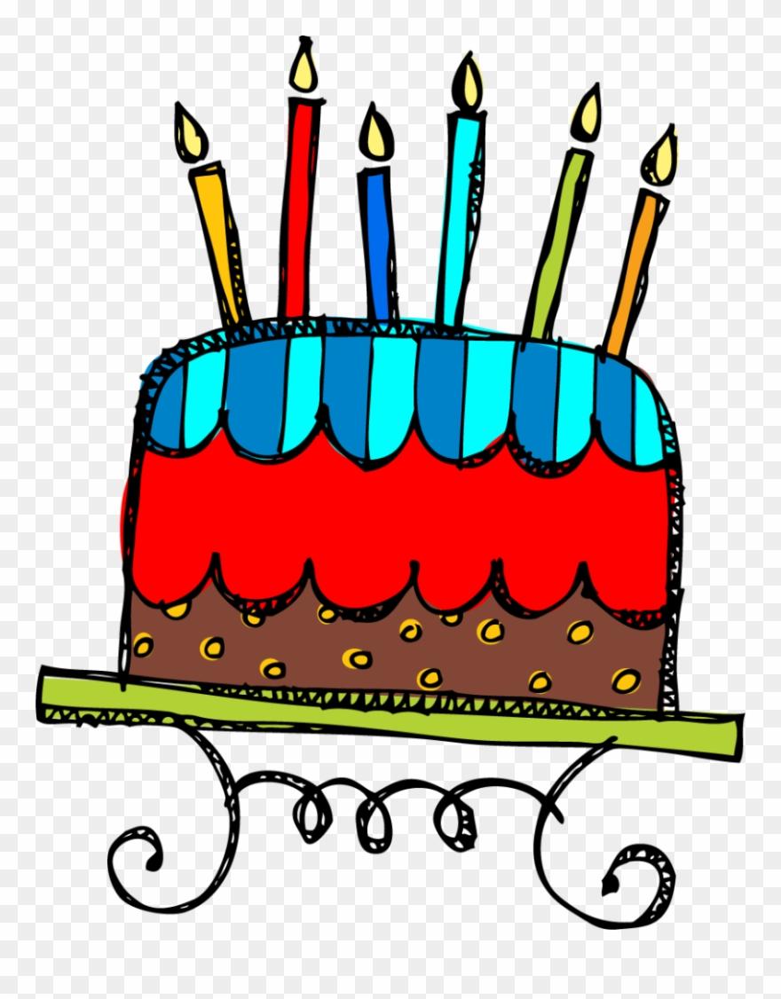 Birthday Cake And Clipart Birthday Cake Clip Art Birthday.