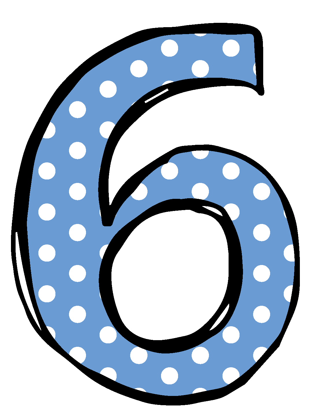 Free Number 6 Cliparts, Download Free Clip Art, Free Clip.