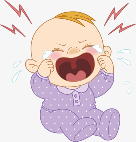 Baby cry clipart 6 » Clipart Station.