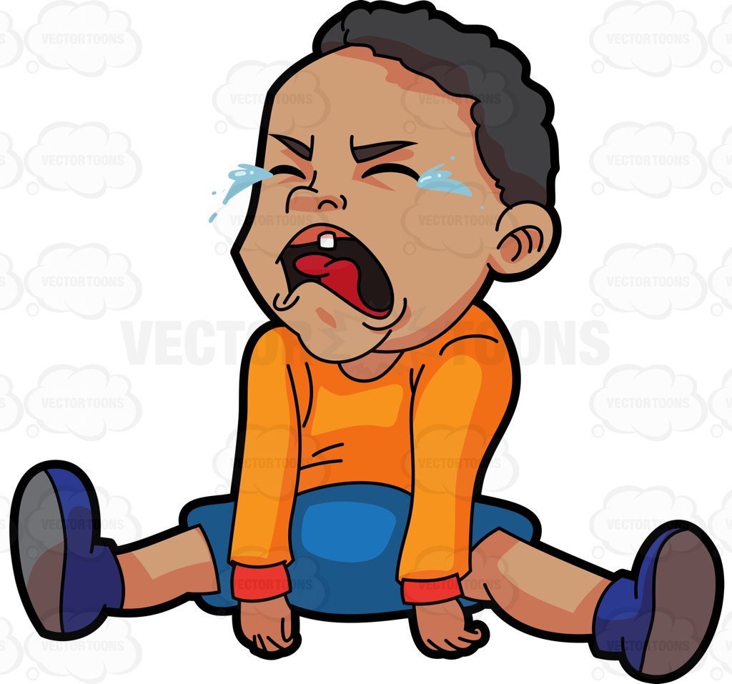 Clipart boy crying 6 » Clipart Station.