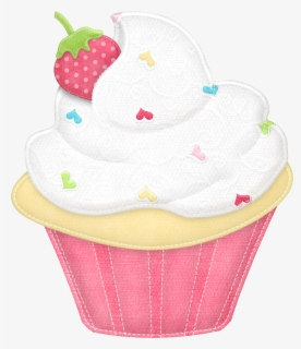 Free Cupcakes Clip Art with No Background , Page 6.