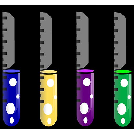 Test tube laboratory clip art.