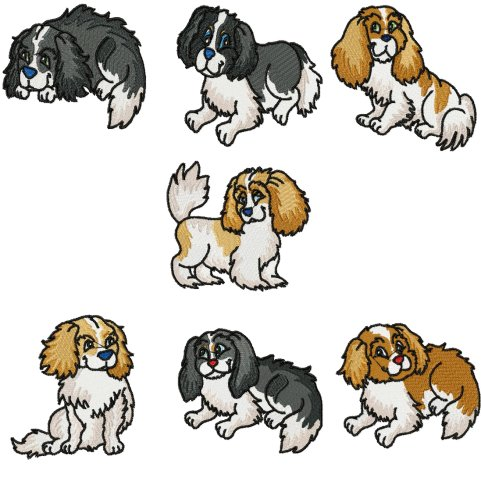 6 clipart 6 dog Transparent pictures on F.