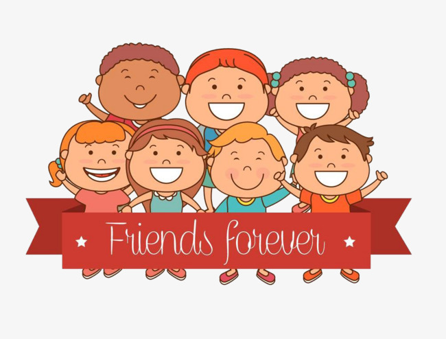 Make friends clipart 6 » Clipart Station.