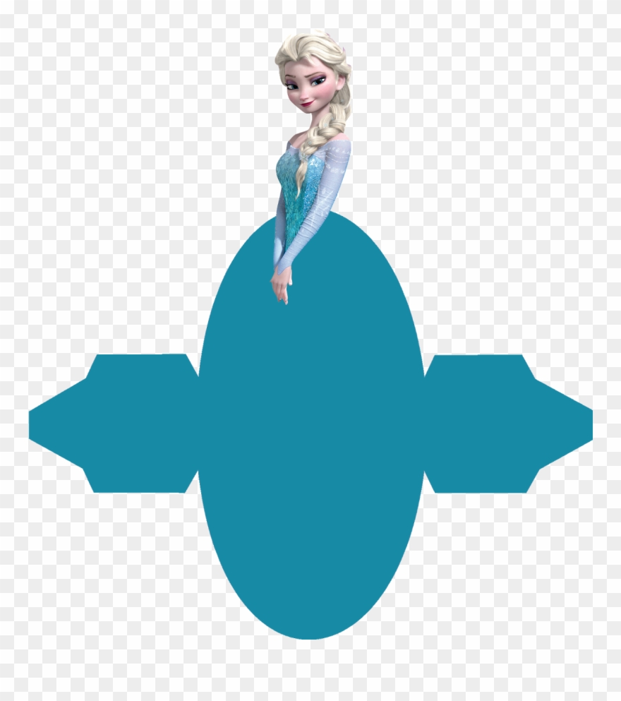 Number 6 Clipart Elsa Birthday.