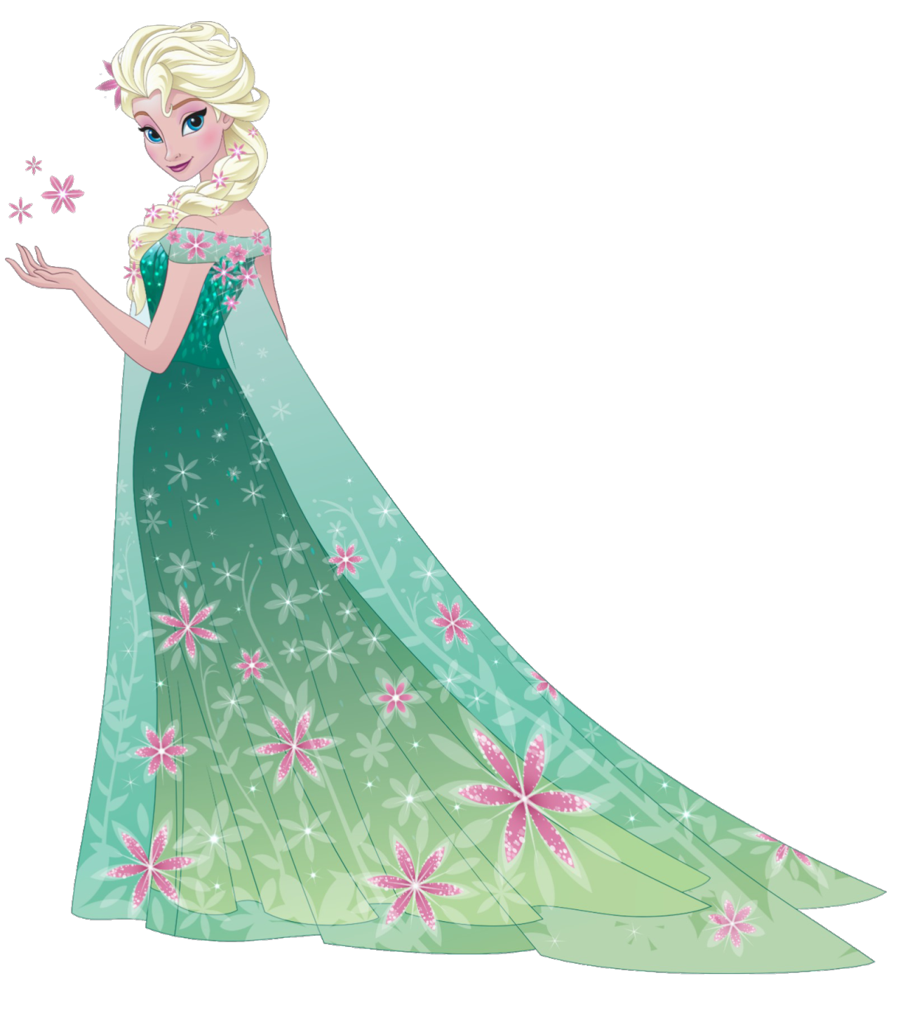 Number 6 clipart frozen disney, Number 6 frozen disney.