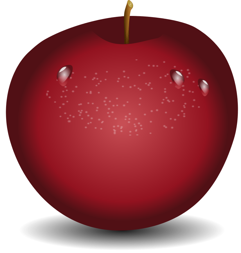 Free to Use Public Domain Fruits Clip Art.