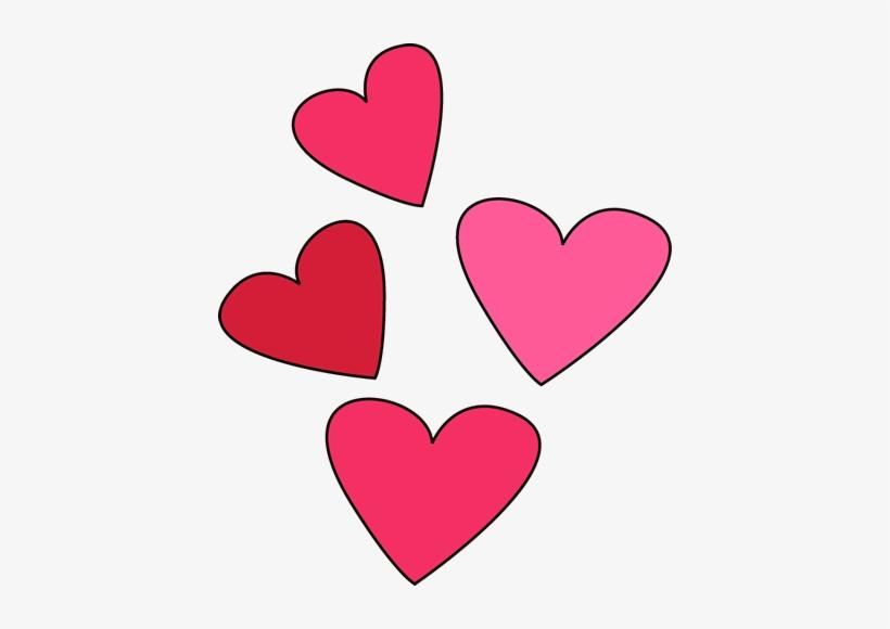 Valentines Day Hearts Clip Art Valentine Week 6.