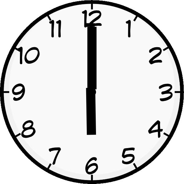 Clock face Digital clock Clip art.