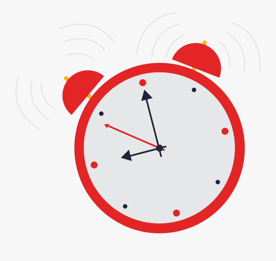 Alarm Clock Clipart , Png Download.