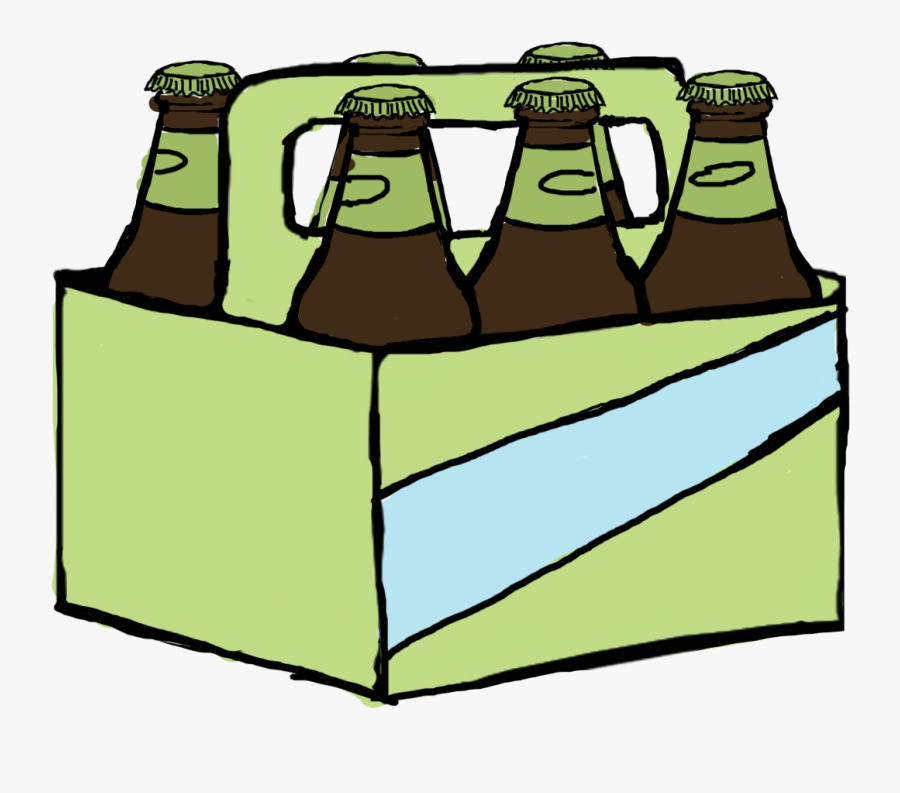 Clipart Beer Six Pack Beer.