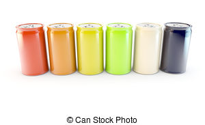 Six pack of soda Stock Illustration Images. 6 Six pack of.