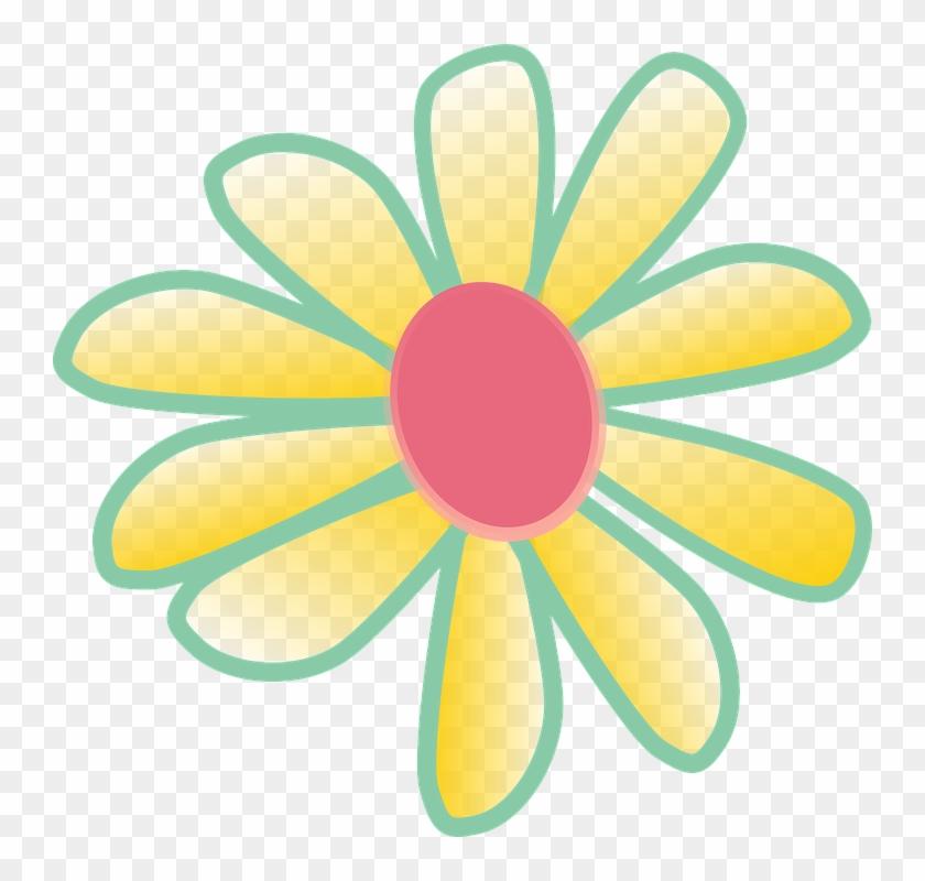 6 Petal Daisy Cliparts Free Download Clip Art.