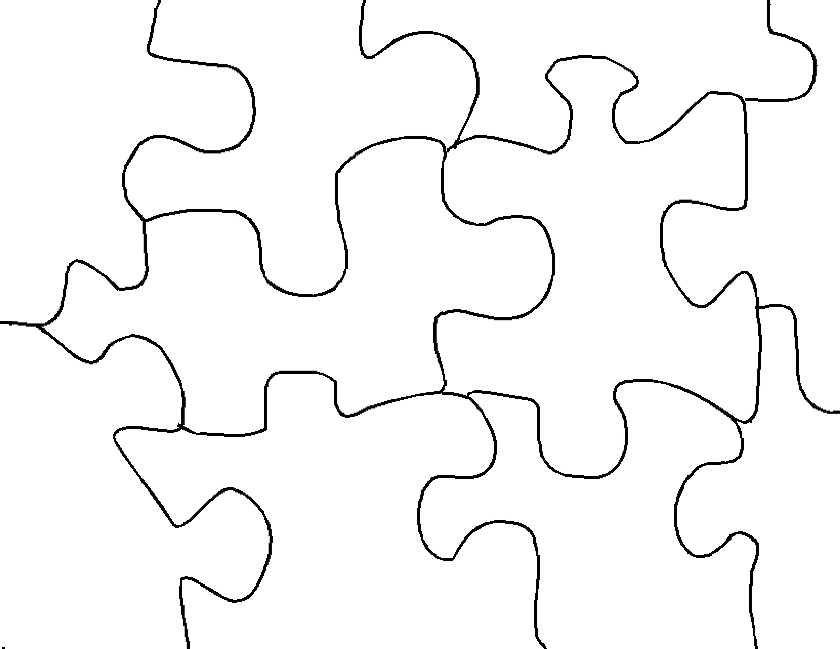 Free Puzzle Template, Download Free Clip Art, Free Clip Art.