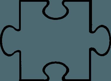 Puzzle Template 6 Pieces. best photos of 6 puzzle pieces template.