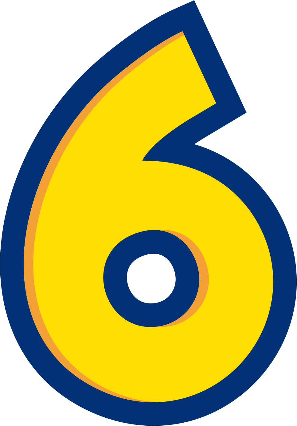 Number 6 PNG images free download, 6 PNG.