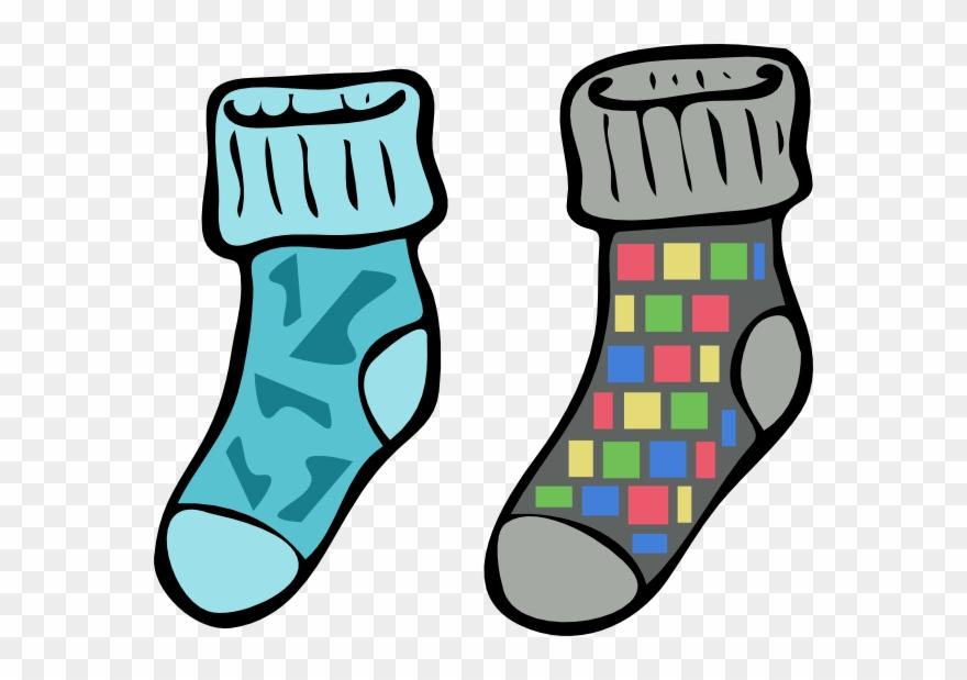 Socks Clip Art At Clker Com Vector.