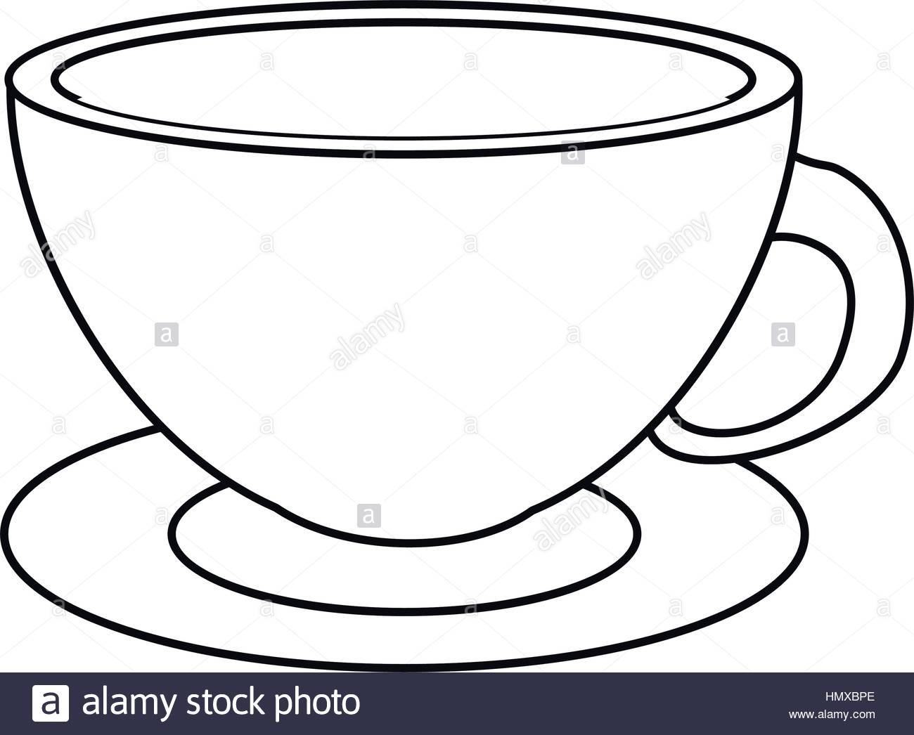 Cup plate clip art freeuse stock png files, Free CLip Art.