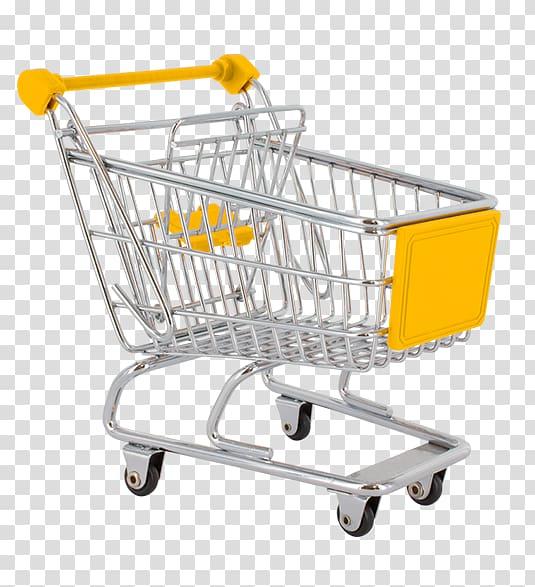 Shopping cart MINI Cooper Chariot, shopping cart transparent.