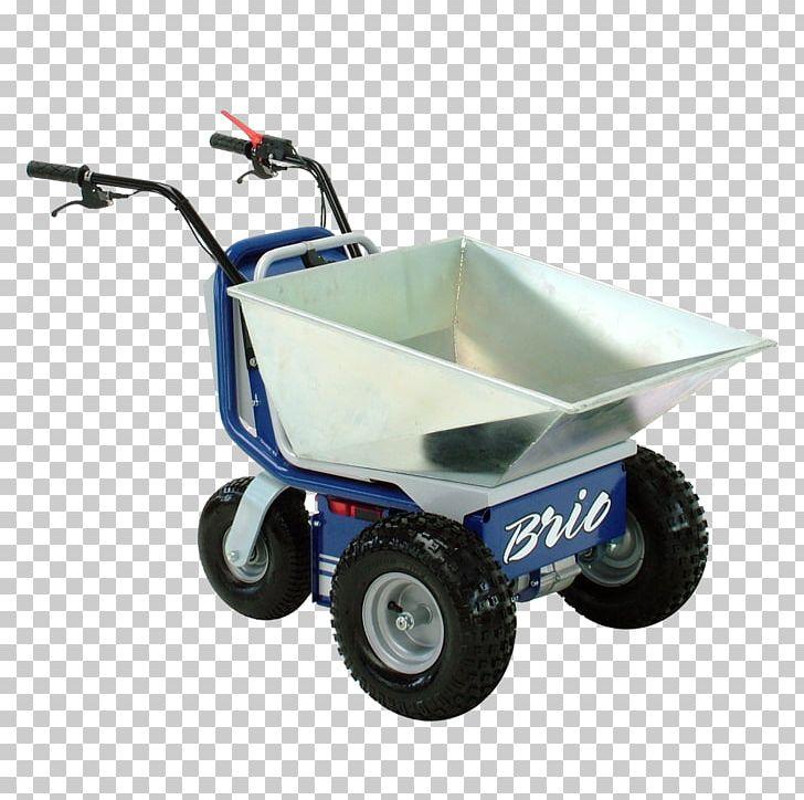 Wheelbarrow Electric Vehicle Dumper Cart PNG, Clipart.