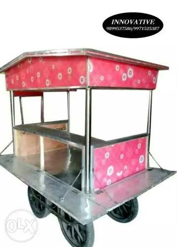 Fast Food Rehdi Stall Cart (9971525387 ).